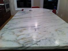 marble look quartz countertop   95% done! Marble w/quartz, polished w 640 x 478. Download. white quartz countertops that look like marble ...
