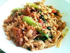 Phad thai tofu