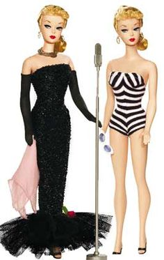 my all time favorite 2 barbies
