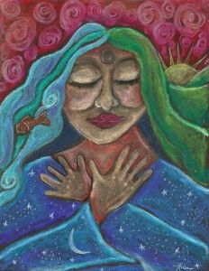 Self-Compassion by Lisa J. Rough