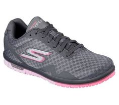 Skechers 14006 Ccpk Women's GO Mini Flex Walk Walking, Size: 7.5, Black