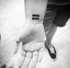 My next tattoo. On the side of my hand.