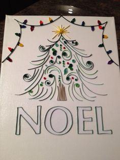 quill navidad, quill christma