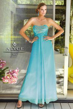 Evening DressBRProm Dress by Alyce ParisBR6044BRGrecian Girl!   No Return/Exchange on Sale Dresses