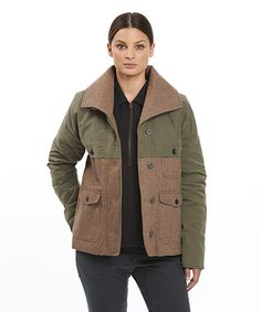 Women's The Mix-Up Wool Jacket