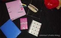 Catarina´s Public Diary: Regresso às aulas 1 / Back to School 1