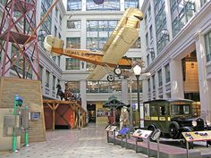 10 Hidden Gems of Washington DC - national postal musuem
