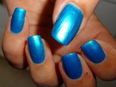 Nail Of The Day Essie Aruba Blue Nail Polish Review Nail Of The Day Essie Aruba Blue Nail Polish Review. Royal Blue Nail Art Designs Ideas Design Trends.