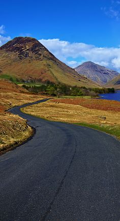 Today's Photo Road To Tri-Peaks. You should order a beautiful print of this photo right here. Cumbria, Lake District, Travel Photography, Photography Tips, Digital Photography, Solo Travel, Beautiful Landscapes, Architecture, Countryside