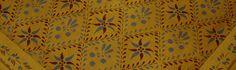 Rosedale Floorcloth