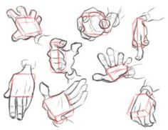 Study - Milt Kahl - Hands 1 by on deviantART Hand Drawing Reference, Art Reference Poses, Hands Tutorial, Sketches Tutorial, Drawing Poses, Drawing Hands, Anatomy Drawing, Hand Sketch, Character Design References
