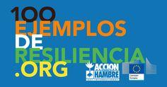 #Resiliencia: resistencia, preparación, adaptación, recuperación, transformación. #100resiliencias