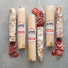 Olympic Provisions French Salami Trio from Dean & DeLuca