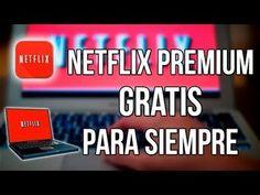 Como tener Netflix GRATIS | Enero 2018 (Funcionando) - YouTube Get Netflix, Netflix Hacks, Netflix Account, Claves Wifi, Netflix Premium, Netflix Gift Card, Computer Science, Lifehacks, Computers