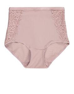 Shapewear is a life saver for everyone! A simple garment can be used to make anyone (curves and not) look faboulous. It isn't underwear you should be embarrassed about. Tummy Tucker, Waist Cincher Corset, Under Pants, Sheer Fabrics, Lace Bodysuit, Lingerie Sleepwear, Dusty Pink, You Look, Shapewear