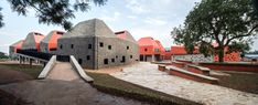 Gallery of Faculty of Architecture and Environmental Design / Patrick Schweitzer & Associés - 1