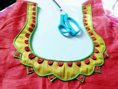 15 Types Of Blouse Back Neck Designs That You Should Try - Kurti Blouse Blouse Neck Patterns, Blouse Back Neck Designs, Designer Blouse Patterns, Salwar Neck Designs, Silk Saree Blouse Designs, Patch Work Blouse Designs, Stylish Blouse Design, Fashion Design Drawings, Patch Design