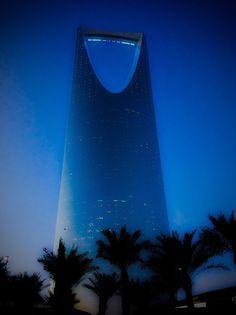 #kingdom #tower #Riyadh #landmark #cityscape #ipad #ipadair #andreaturno @andreaturno