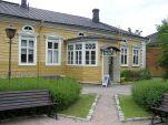 Heinolan taidemuseon on rakentanut Jacob Nygrén vuonna 1830. / Art Museum of Heinola, Finland is built by Jacob Nygrén in 1830.
