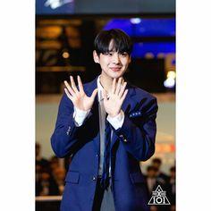 Produce 101, Season 4, Kpop Boy, Lineup, Dimples, Rapper, Handsome, Celebs, Boys