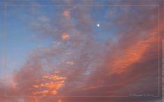 Ciel ciel et lune