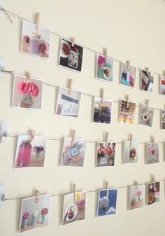 How to create a Photo Wall   Pretty Up!