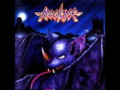 Apocalypse - Apocalypse 1988 full album