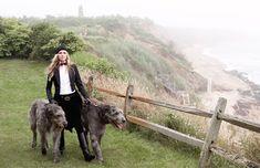Valentina Zelyaeva Stars in Ralph Lauren Holiday 2013 Ads