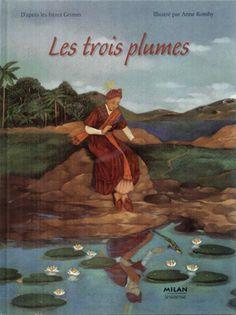 die drei Federn auf Französisch
