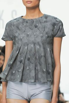 Daks at London Spring 2015 (Details)