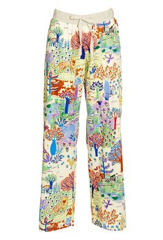 Image for Zoo Print Classic Pj Pant from Peter Alexander
