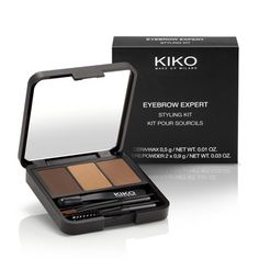 Eyebrow Expert Styling Kit - Kit for defining, filling in and shaping the eyebrows - KIKO MAKE UP MILANO