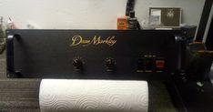 # Dean Markley mr100 Mt 100 watt all tube guitar power amp please retweet