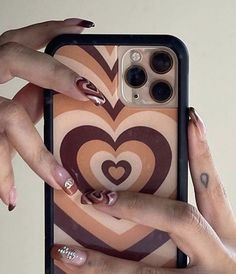 Cute Phone Cases, Iphone Cases, Iphone Phone, Cute Nails, Pretty Nails, Accesorios Casual, Dream Nails, Nail Inspo, Nails Inspiration
