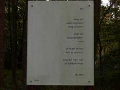 Onderduikplek in de bossen bij Vierhouten