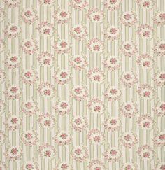 Barefoot Roses by Tanya Whelan / Greens / 6 Half Yard by mimis