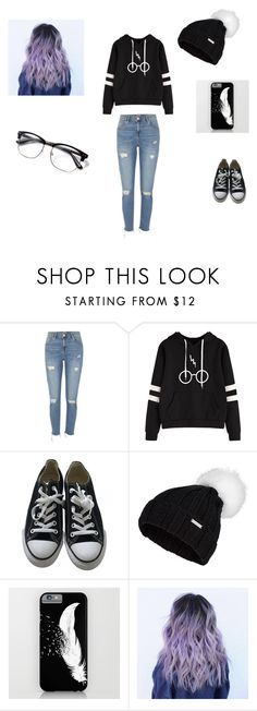 """""""lazy day"""" by zahra-cheshire-bell on Polyvore featuring River Island, Converse and Sweaty Betty"""
