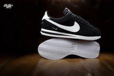 Nike Cortez Basic SE 902803-003 BLACK / WHITE