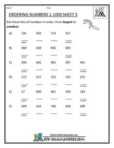 1000 images about ordering and comparing numbers number lines on pinterest ordering numbers. Black Bedroom Furniture Sets. Home Design Ideas