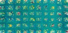 Primavera: Η Άνοιξη εισβάλλει στην Τέχνη   TVXS - TV Χωρίς Σύνορα Sam Francis, Diagram, Cold, Map, Painting, Backgrounds, Spring, Art, Location Map