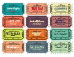 Printable Love coupons for wife/husband by TVLBDesigns on Etsy