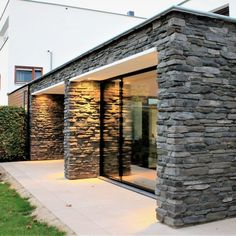 Garage Doors, Outdoor Decor, Home Decor, Modern Townhouse, Homemade Home Decor, Decoration Home, Interior Decorating