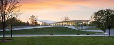 Novartis Visitor Reception  Weiss/Manfredi Architecture/Landscape/Urbanism