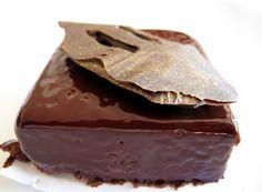 Entremets chocolat Grand Cru - La Pâtisserie des Rêves - Philippe Conticini