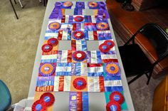 fair ribbons quilts - Google Search