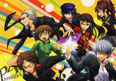 Pre-order the award-winning RPG, Persona 4 Golden, coming soon to  PlayStation Vita!