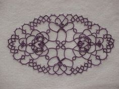 """Book: """"Tatted doilies"""" Forlaget Akacia"""