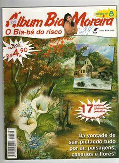 Revista de Pintura - Marleni - Álbuns da web do Picasa
