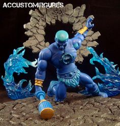 Kronox (MOTUC Original) (Masters of the Universe) Custom Action Figure
