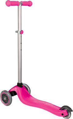 Globber Primo Starlight Kinderstep - Kinder Steppen Outdoor Power Equipment, Back Stitch, Kids